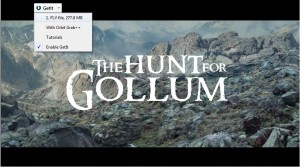 Screenshot hunt for gollum