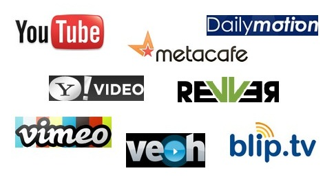 List of Video Hosting Sites you could visit!