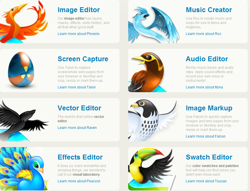 Free Editing Tools for all your Media Needs