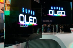 "CES 2012: The 55"" Samsung's OLED TV"