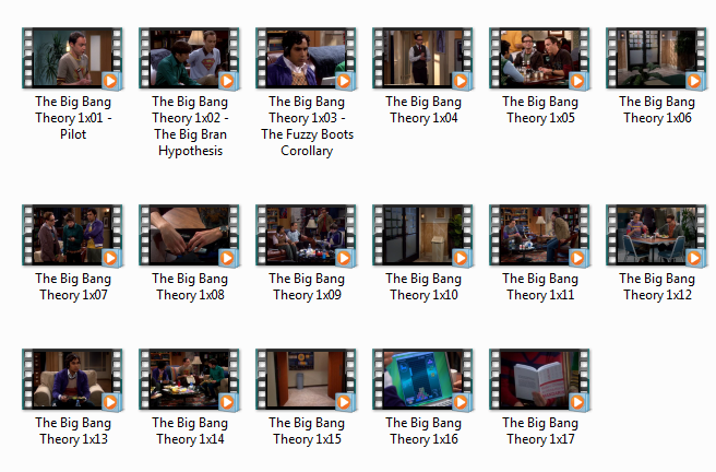 Catalog a set of videos